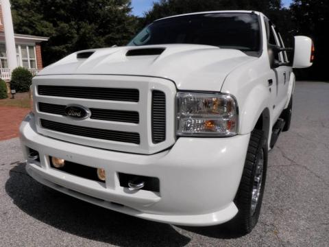 used 2006 ford f250 super duty tuscany ftx crew cab 4x4 for sale stock b48173 dealerrevs. Black Bedroom Furniture Sets. Home Design Ideas