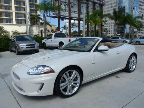 new 2010 jaguar xk xkr convertible for sale stock j16694 dealer car ad. Black Bedroom Furniture Sets. Home Design Ideas