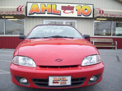 Car Dealerships In Lima Ohio >> Used 2000 Chevrolet Cavalier Z24 Convertible for Sale - Stock #29891A | DealerRevs.com - Dealer ...