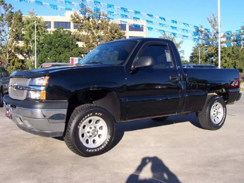 Chevrolet Dealers In Louisiana >> Used 2005 Chevrolet Silverado 1500 Regular Cab 4x4 for Sale - Stock #900270A | DealerRevs.com ...