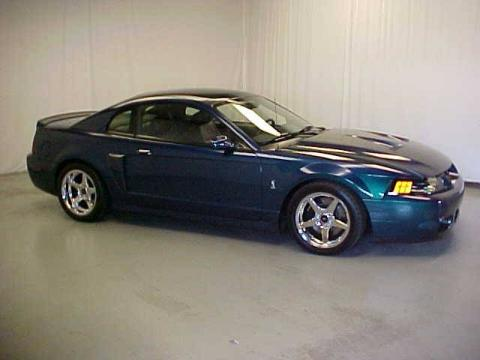 used 2004 ford mustang cobra coupe for sale stock h1817b dealer car ad. Black Bedroom Furniture Sets. Home Design Ideas