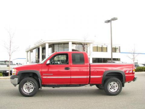 used 2002 gmc sierra 2500hd sle extended cab 4x4 for sale stock 605291. Black Bedroom Furniture Sets. Home Design Ideas