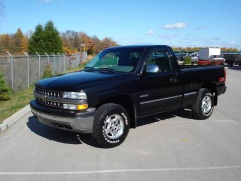 99 Chevy Silverado For Sale