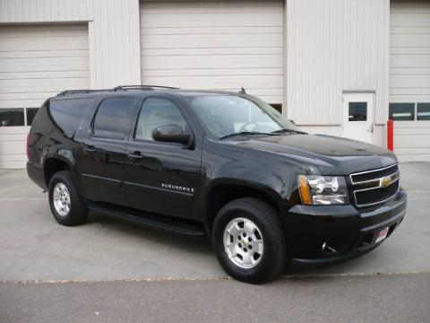used 2009 chevrolet suburban lt 4x4 for sale stock. Black Bedroom Furniture Sets. Home Design Ideas