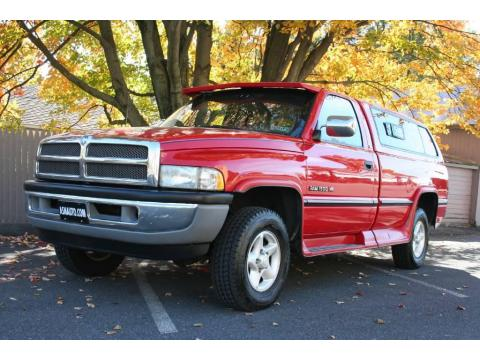 used 1996 dodge ram 1500 slt regular cab 4x4 for sale. Black Bedroom Furniture Sets. Home Design Ideas