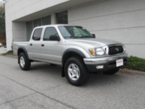 Used 2004 Toyota Tacoma V6 Double Cab 4x4 for Sale - Stock ...
