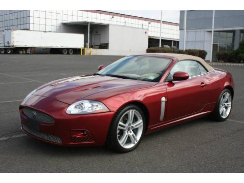 Used 2007 Jaguar Xk Xkr Convertible For Sale Stock