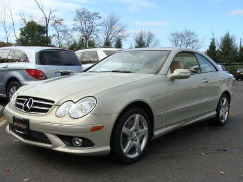 Used 2006 mercedes benz clk 500 coupe for sale stock for Mercedes benz prestige paramus nj