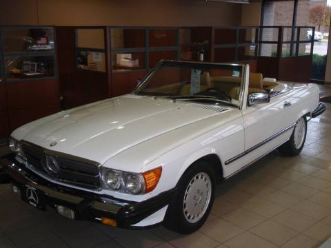 21093246 Used Car Mercedes Benz SL