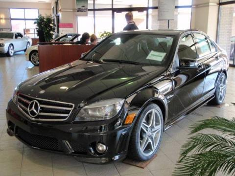 New 2010 mercedes benz c 63 amg for sale stock c12033 for St louis mercedes benz dealers