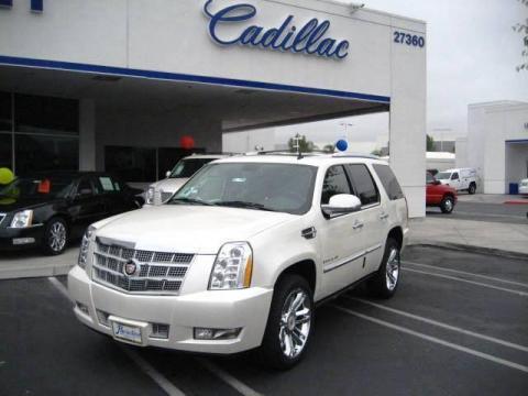 New 2009 Cadillac Escalade Platinum For Sale Stock B09205