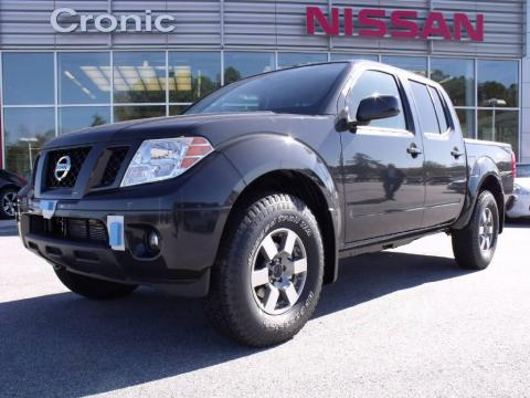 new 2010 nissan frontier pro 4x crew cab 4x4 for sale stock n9762 dealer. Black Bedroom Furniture Sets. Home Design Ideas