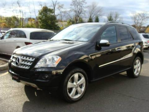 Used 2009 mercedes benz ml 350 4matic for sale stock for Prestige mercedes benz paramus nj