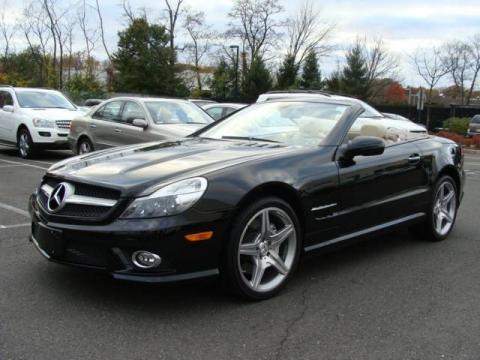 Mercedes Benz Paramus >> Used 2009 Mercedes-Benz SL 550 Roadster for Sale - Stock #144083 | DealerRevs.com - Dealer Car ...