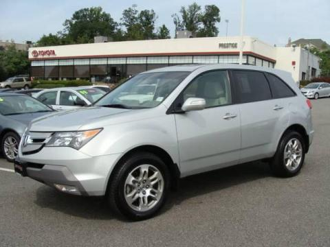 Acura Ramsey on Used 2009 Acura Mdx Technology For Sale   Stock  79633   Dealerrevs