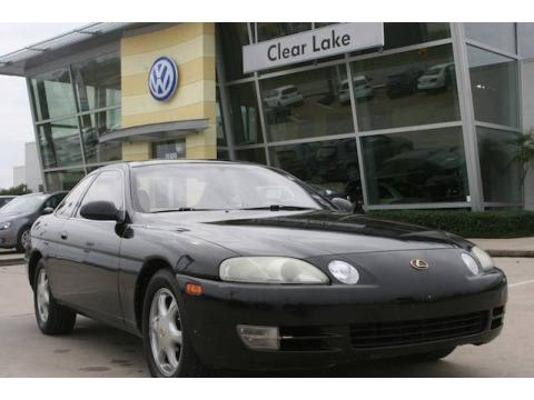Lexus Sc300 For Sale. Black 1995 Lexus SC 300 with