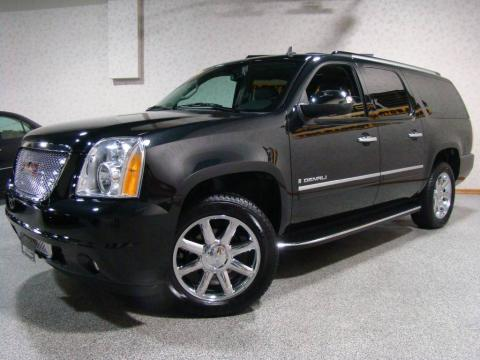 used 2009 gmc yukon xl denali awd for sale stock 52331. Black Bedroom Furniture Sets. Home Design Ideas