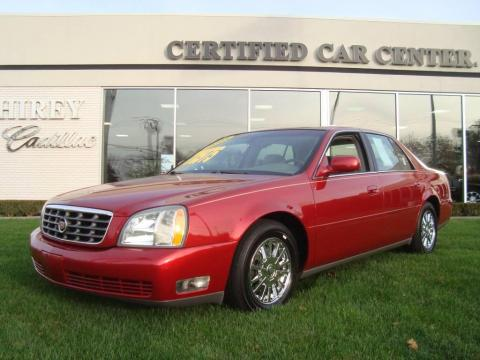 Used 2004 Cadillac DeVille DHS for Sale - Stock #P7073A | DealerRevs