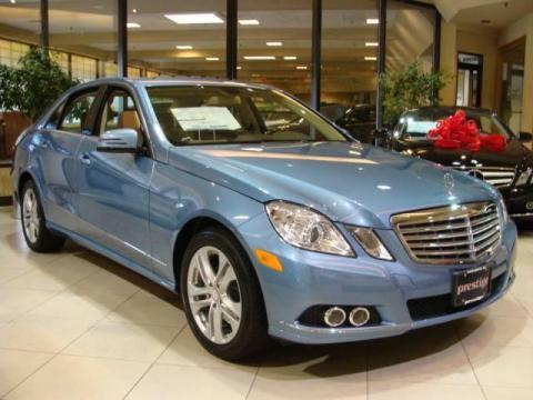 New 2010 mercedes benz e 350 4matic sedan for sale stock for Mercedes benz prestige paramus nj