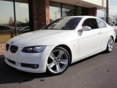 Alpine White BMW 3 Series 335i Coupe Click To Enlarge