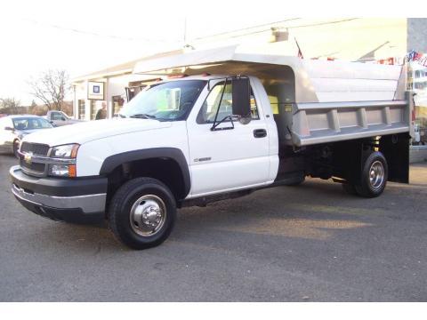 used 2003 chevrolet silverado 3500 regular cab 4x4 chassis dump truck for sale stock 09ut261. Black Bedroom Furniture Sets. Home Design Ideas