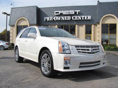 Cadillac Srx White Diamond White Diamond Cadillac Srx 4