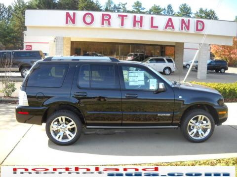Black Mercury Mountaineer v6