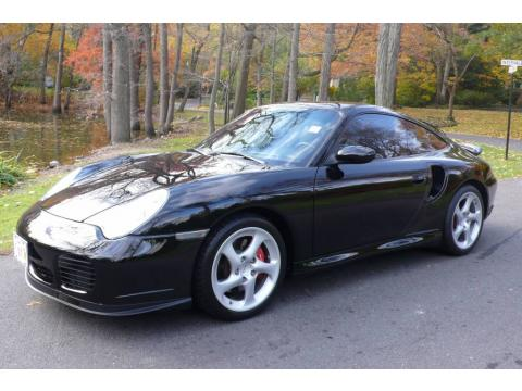 used 2001 porsche 911 turbo coupe for sale stock 12502x dealer car ad. Black Bedroom Furniture Sets. Home Design Ideas
