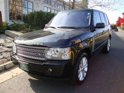 Land Rover Alexandria >> Used 2008 Land Rover Range Rover Westminster Supercharged for Sale - Stock #4585P | DealerRevs ...