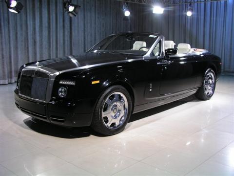 2008 Rolls-Royce Drophead