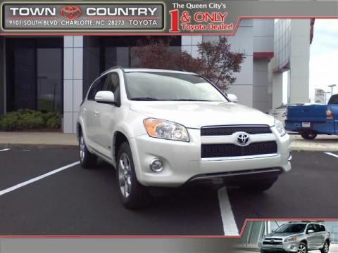 new 2010 toyota rav4 limited for sale stock a5016368 dealer car ad 21877566. Black Bedroom Furniture Sets. Home Design Ideas