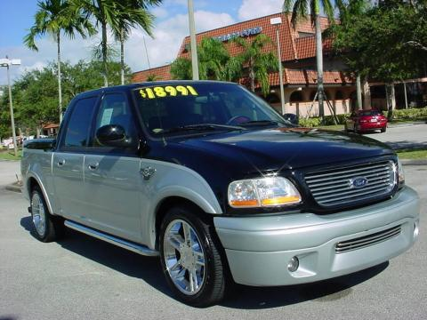 Used 2003 Ford F150 Harley-Davidson SuperCrew for Sale - Stock #56755A
