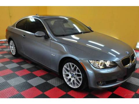 Space Gray Metallic BMW 3 Series 328xi Coupe Click To Enlarge