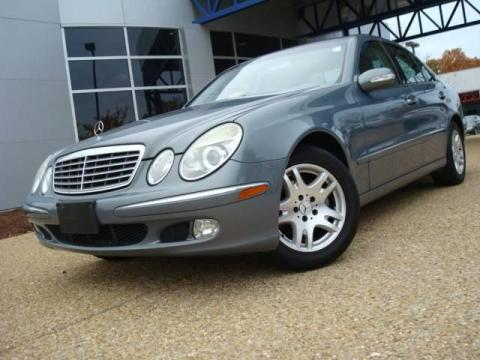 Used 2005 mercedes benz e 320 sedan for sale stock Tysinger motor company