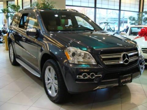 New 2010 Mercedes Benz Gl 450 4matic For Sale Stock