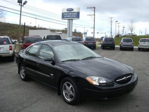 Used 2003 ford taurus sel for sale stock t0103a dealerrevs black ford taurus sel click to enlarge thecheapjerseys Images