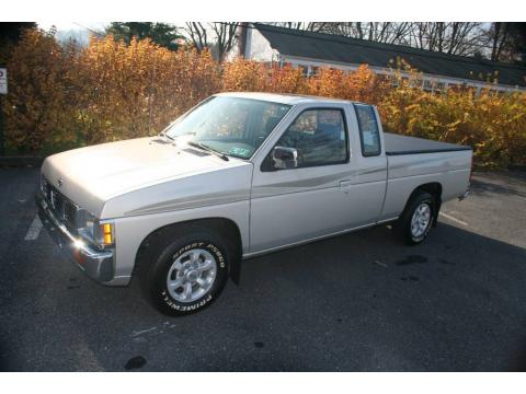Used 1997 Nissan Hardbody Truck Xe Extended Cab For Sale Stock