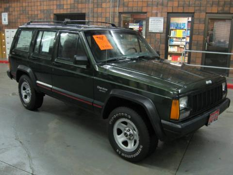 Used 1996 Jeep Cherokee Sport 4WD for Sale Stock 99544A