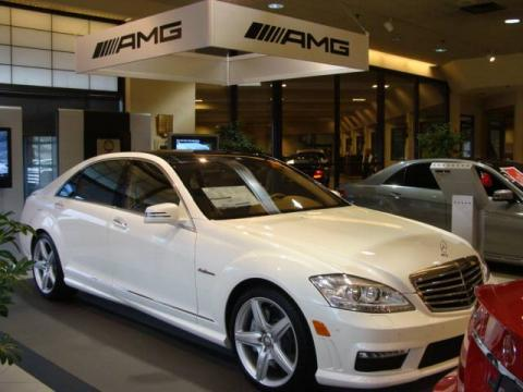 New 2010 Mercedes Benz S 63 Amg Sedan For Sale Stock
