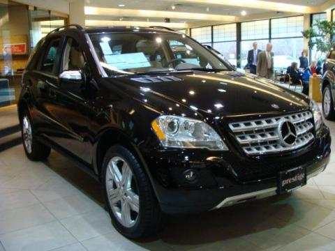 New 2010 mercedes benz ml 350 4matic for sale stock for Mercedes benz prestige paramus nj