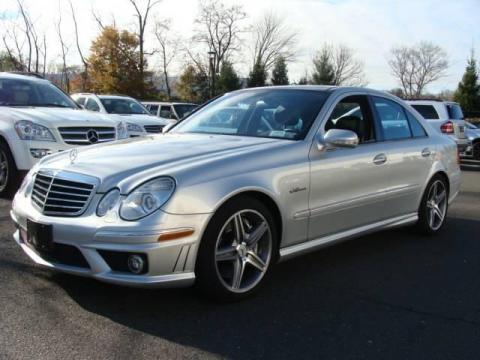 Used 2008 mercedes benz e 63 amg sedan for sale stock for Mercedes benz prestige paramus nj