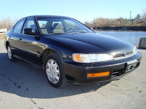 Used 1996 honda accord lx sedan for sale stock 280841 for Used car commercial 1996 honda accord