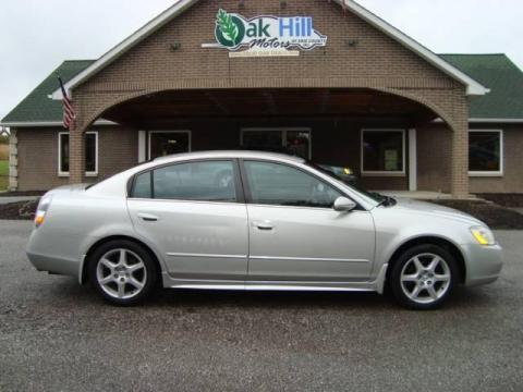 Used 2003 Nissan Altima 3 5 Se For Sale Stock 179655