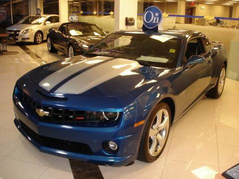 used 2010 chevrolet camaro ss rs coupe for sale stock lc79702 dealer car. Black Bedroom Furniture Sets. Home Design Ideas
