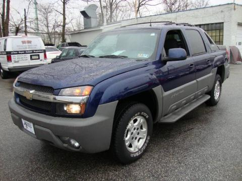 used 2002 chevrolet avalanche z71 4x4 for sale stock. Black Bedroom Furniture Sets. Home Design Ideas