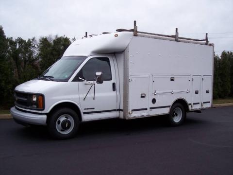 used 2001 chevrolet express 3500 cargo van for sale stock 135029 dealer. Black Bedroom Furniture Sets. Home Design Ideas