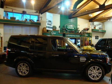 Land Rover Lr4 Interior. Black 2010 Land Rover LR4