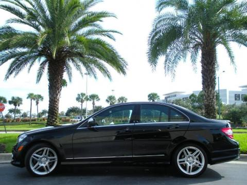 Used 2008 mercedes benz c 350 sport for sale stock for Mercedes benz south orlando