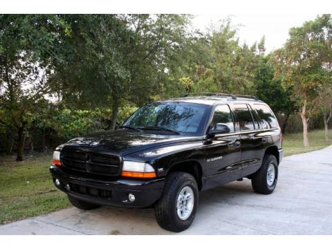 used 1998 dodge durango slt 4x4 for sale stock 114993. Black Bedroom Furniture Sets. Home Design Ideas
