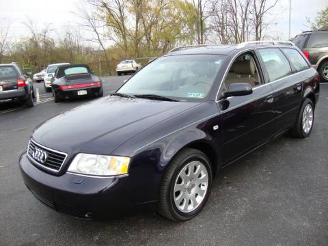 used 2001 audi a6 2 8 quattro avant for sale stock. Black Bedroom Furniture Sets. Home Design Ideas